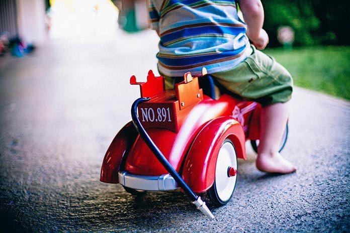 W jakie zabawki dla dziecka zainwestować?
