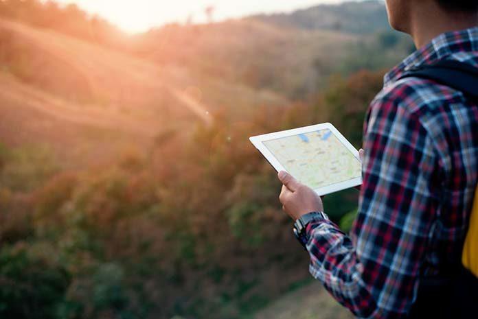 Idealny tablet dla tych, którzy są wiecznie w podróży